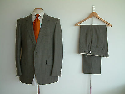 """MAGEE TOWN & COUNTRY SUIT..40""""x 36""""..SHORT..PURE WOOL..GOODWOOD..CHAP..TWEED RUN"""