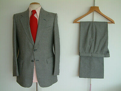 """1970's SUIT..FLARED..40"""" x 34""""..70's DISCO..GLAMTASTIC 70's WEEKEND 2019..FLARES"""