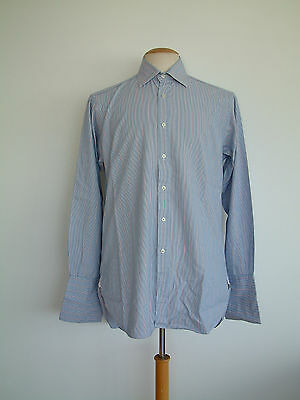 """Thomas Pink Shirt..vintage..size 15""""..Made In England..superb Condition"""