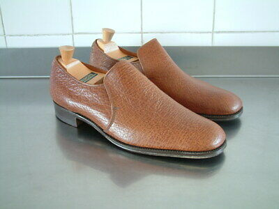 Vintage 'Super Victor' Shoes..uk 11..Made In England..loake..new Old Stock..
