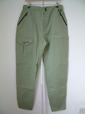 "ROHAN WALKING TROUSERS..VINTAGE 1980's..34""..NEW OLD STOCK..RETRO OUTDOORS WEAR"