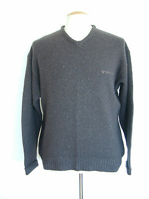 GIORGIO ARMANI JUMPER..SPELL OUT ERA..XL..MADE IN ITALY..CASUALS..1990's..