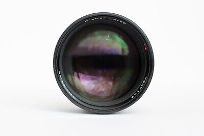 Contax Carl Zeiss Planar T* 85mm F/1.4 MMJ Lens CY Mount From Japan