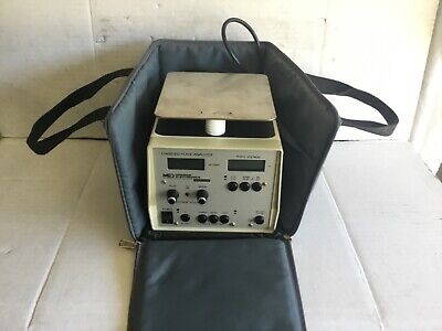 MONROE ELECTRONICS 268A Charged Plate Analyzer Monitor ESD Charge With Case