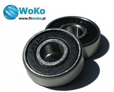 Bearing 6204/22 2RS , 6204RS/22 , 6204/22-2RS 6204rs 22x47x14 fast free shipping