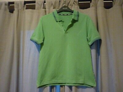 Boys Green T-Shirt From Indigo At Marks And Spencer - Age 9-10 Years