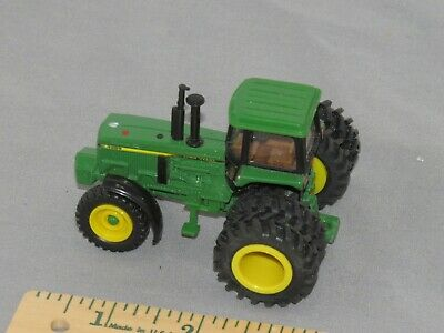 John Deere 4955 Toy Tractor 1:64 Custom with Rear Duals and FWA