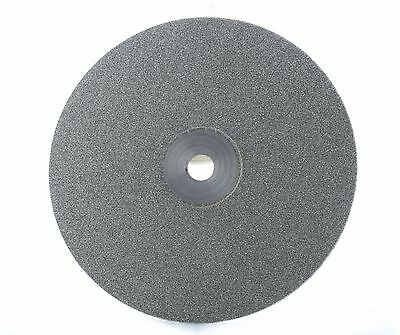 "6""x1/2"" 100Grit Diamond Flat Lap Lapidary Polishing Glass Facetor Disc"