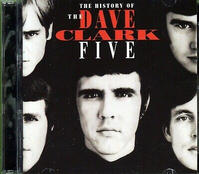 The History Of The Dave Clark Five . 2Cd +32 Pg. Booklet