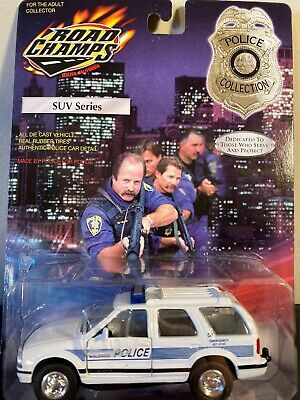 LOOSE Virginia Police Chevrolet Blazer Road Champs 1//43rd scale Norfolk