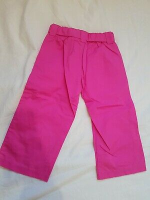 Girls trousers from WWW Fashion. Size 2 years. Used very good condition