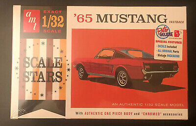 1965 Ford Mustang 1:32 AMT 1042