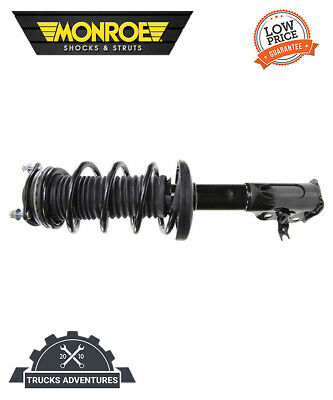 Suspension Strut and Coil Spring Assembly-iTech Front Left Monroe 172287