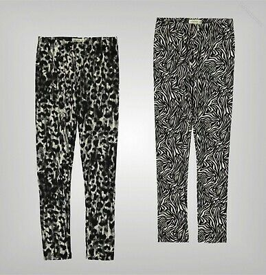Girls Crafted Full Length Fitted Lightweight Lux Leggings Sizes from 7 to 13