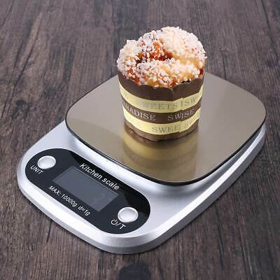 5kg/0.1g 10kg/1g Digital LCD Electronic Kitchen Food Postal Scale Weight Balance