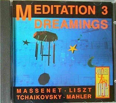 Meditation-Classics for Dreaming vol 3 1996, Dolby Surround CD |Bach, Mozart...