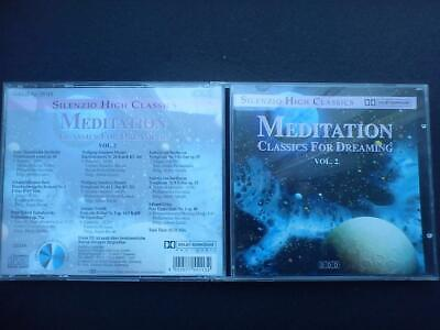 Meditation-Classics for Dreaming vol 2 1996, Dolby Surround CD |Bach, Mozart...