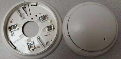 Simplex 4098-9601 Photo Smoke Detector with 4098-9788 Base