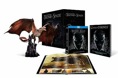 Game Of Thrones Season 7 Blu-Ray Collector Limited Edition Dragon Figure