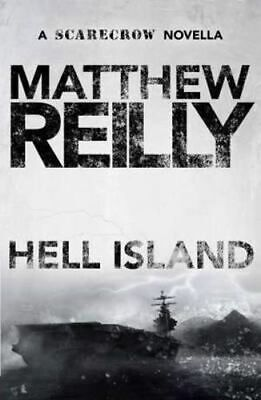 NEW Hell Island By Matthew Reilly Paperback Free Shipping