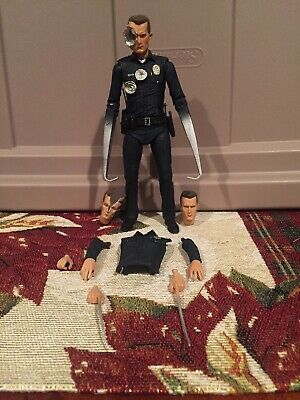 Neca Terminator 2: Judgement Day T-1000