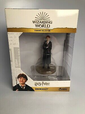 """Wizarding World Harry Potter """"Ron Weasley"""" Collectible 1:16 Scale Figurine New"""