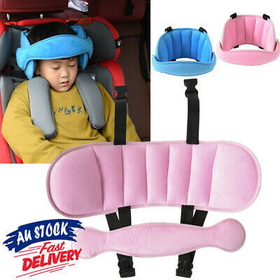 Baby Kid Child Car Head Support Sleep Belt Safety Seat Protector Aid Holder Nap