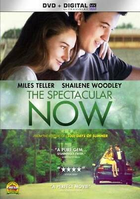 The Spectacular Now - DVD - VERY GOOD