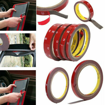 3M VHB Strong Permanent Car Special Double-sided Tape  Super Self-Adhesive