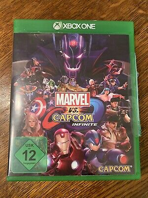 Microsoft Xbox One Spiel Marvel vs. Capcom Infinite X S Topp DC Action Tekken