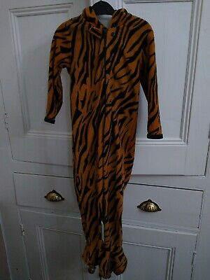 Striped Tiger Lion One Piece Aged 3-4 Years