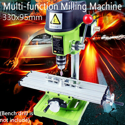Multifunction Worktable Milling Working Table Milling Machine Drill Vise Be Y7W9