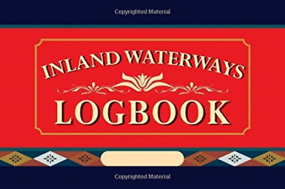 Barrell Emrhys-Inland Waterways Logbook (UK IMPORT) BOOK NEW