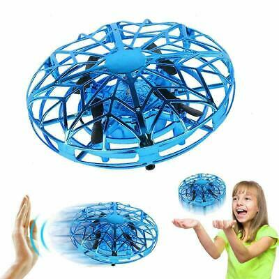 Mini Drone 360° Rotating Smart Mini UFO Kids Toy Gifts Quad Copter Hand Gesture