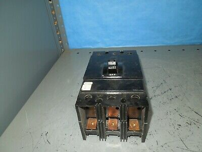 Square D KAP-36000 225A 3P 600V Molded Case Switch Used