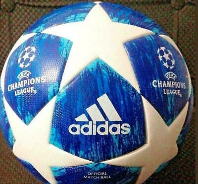 ADIDAS UEFA CHAMPIONS LEAGUE 2018-19 Official Soccer Match Ball Size 5