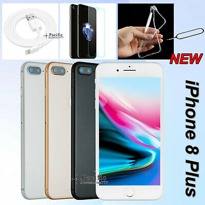 NEW  64 256 GB Apple iPhone 8 Plus Mobile Smartphone  Unlocked All Colours UK