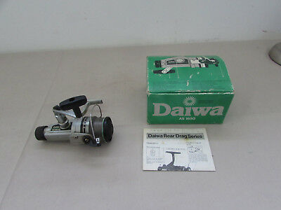 Carrete Viejo Pesca Daiwa As 1650