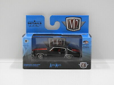 1:64 1970 Chevrolet Chevelle SS 454 M2 Machines 32600-49