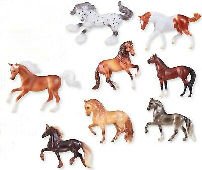Breyer Horses Stablemates Mystery Horse Surprise (Set of 8)