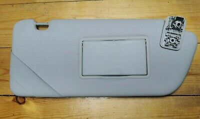 Peugeot 308 2007-2013 Sun Visor With Mirror  - Driver