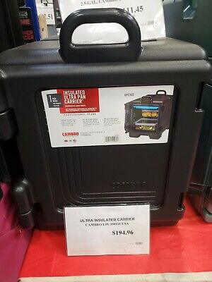 Cambro Insulated Ultra Food Pan Carrier UPC300