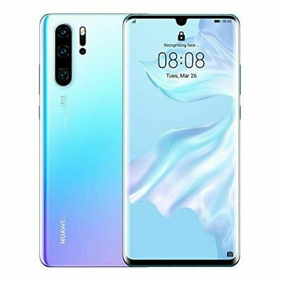 Huawei P30 Lite (6.1 inch) 24MP 128GB Smartphone (Peacock Blue)