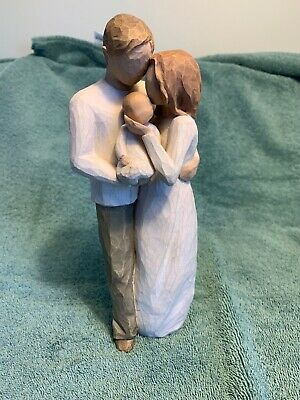 Willow Tree Figurine Our Gift 2006 Susan Lordi NO BOX
