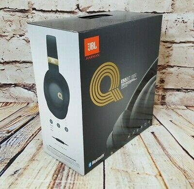 JBL E55BT Quincy Edition Wireless Over-Ear Headphones Space Grey