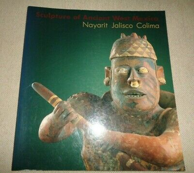 Sculpture of Ancient West Mexico Nayarit Jalisco Colima Pre-Columbian Pottery