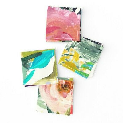 3 x Single Paper Napkins For Decoupage Big Pink Rose Flowers M528