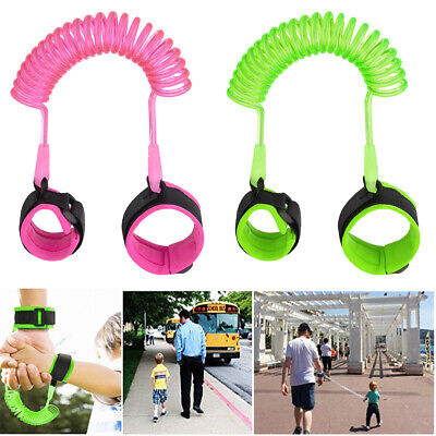 Toddler Kids Baby Safety Walking Anti-lost Harness Strap Wrist Leash Belt Hand