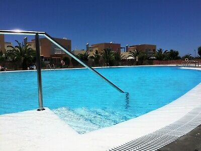 2 Bedroom Pool View Holiday Apartment Villa Rental In Corralejo, Fuerteventura