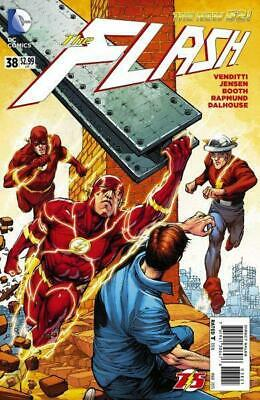 Flash (The New 52) #38 Variant